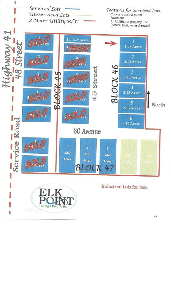 6205 45 ST, Elk Point for sale