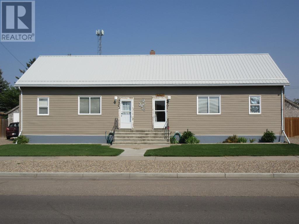 5501 & 5503 56 Street, Taber for sale